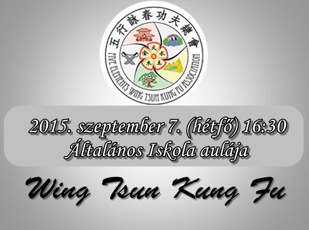Képkivágás wing tsun kung fu